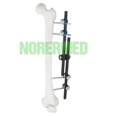 Orthopedic Straight Type Femur & Tibial External F...