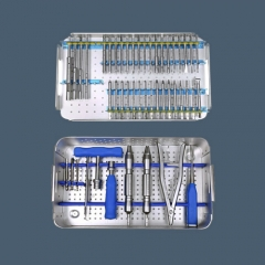 Broken Screw Removal Instrument Kit