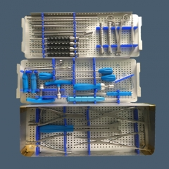 Orthopedic Spine Instrument Kit