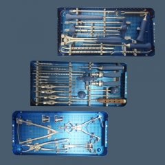 CUSTOM Orthopedic Spine Instrument Kit